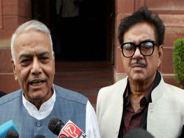 Yashwant Sinha, Shatrughan Sinha meet Stalin; What is the duo up to?