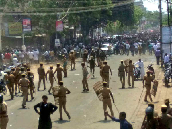 Stop Acting Cop Told Wounded Sterlite Protester Who Died Hospital