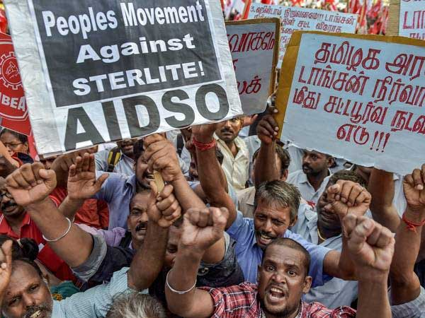 Sterlite Protest Hits 32 500 Jobs Tuticorin Ceo Says Rumours Of Cancer Spread Baseless