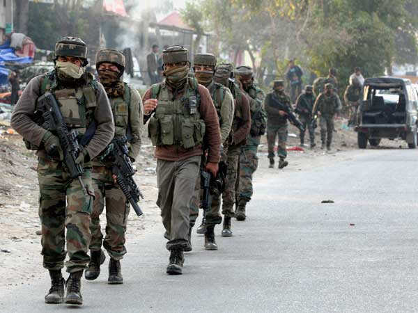 Five terrorists killed, infiltration bid foiled in J&K