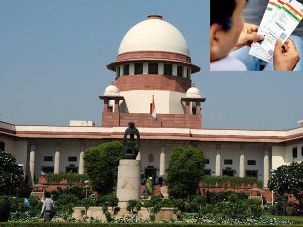 After second largest oral hearing, Supreme Court reserves Aadhaar verdict
