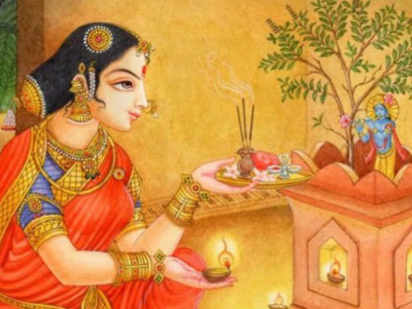 Why is Tulasi given so much importance in devotional life?