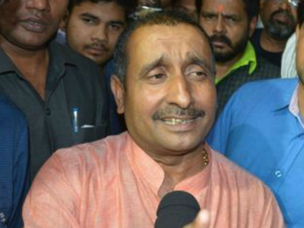 Two arrested for seeking bribe of Rs 1 crore from wife of Unnao rape accused Kuldeep Sengar
