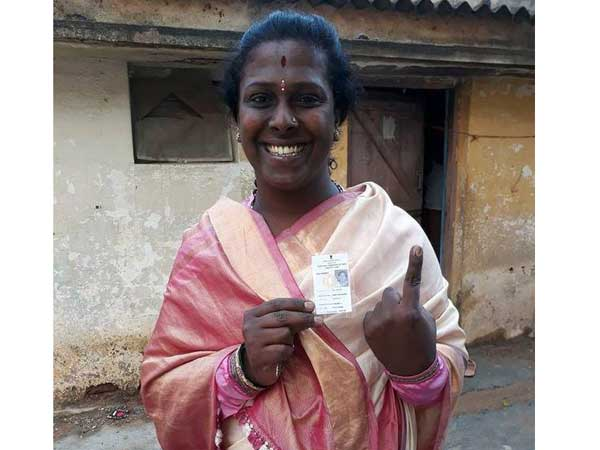 pink polling booths: Gender empowerment in the time of voting