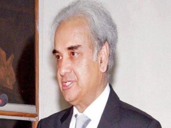 Former Chief Justice Nasir Ul Mulk Named As Caretaker Prime