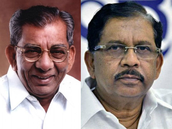 Will Parameshwar and Shivshankarappa be Karnataka's two deputy CMs?
