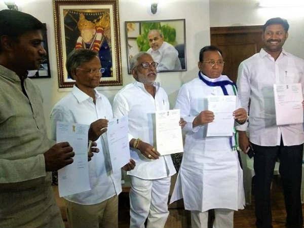 వైసిపి ఎంపీల రాజీనామా వ్యవహారం:ఉప ఎన్నికలు జరుగుతాయా...లేదా?