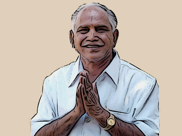 Yeddyurappa plans to resign even before trust vote as he has no numbers?