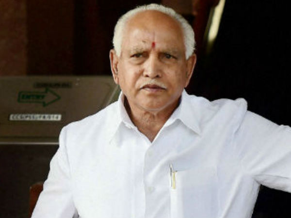 CM Yeddyurappa, cant take any major policy decision till floor test, says SC