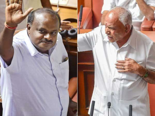 karnataka Assembly Floor Test Live Updates And Results