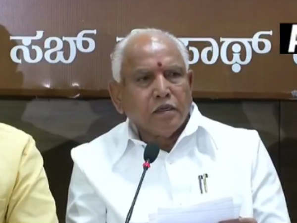 Karnataka election results 2018 LIVE: Yeddiyurappa condemns back door politics by congress