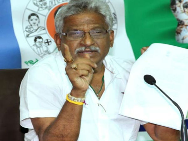 We are ready for by-election: YCP MP YV Subbareddy