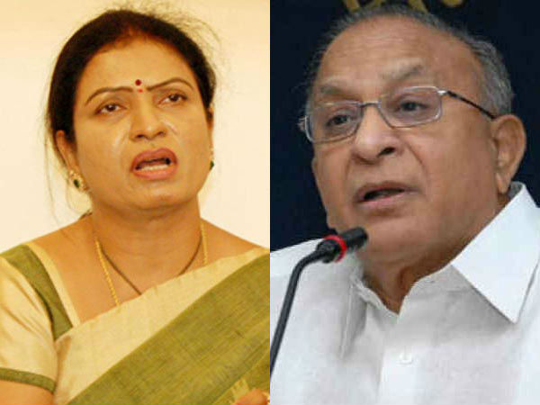 Jaipal Reddy serious comments on BJP leaders