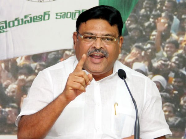 Ambati hot comments on TDP leaders over Steal plant