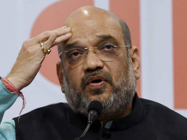 No point staying in alliance with party that discriminates Jammu, Ladakh: Amit Shah on BJP-PDP alliance