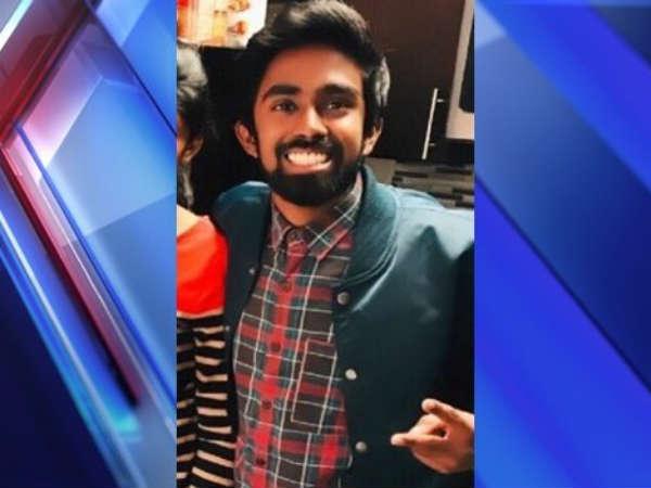 Telugu Man Anup Thota Died Bloomingtons Lake