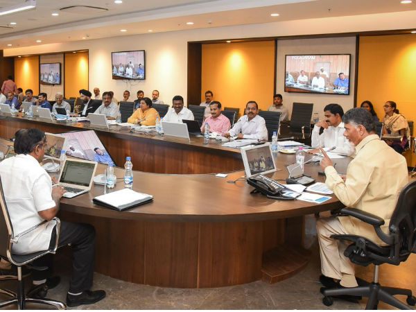 key decisions of andhra pradesh cabinet meet