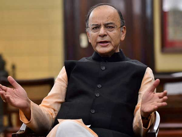 Arun Jaitley hints at no cut in excise on oil, asks citizens to pay taxes honestly