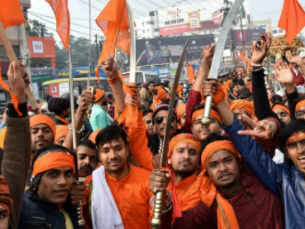 CIA document tags VHP and Bajrang Dal as militant religious outfits
