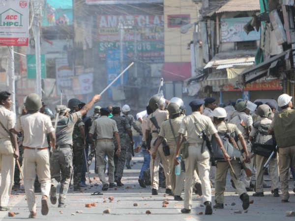 Curfew imposed in Shillong after social media-triggered communal tension