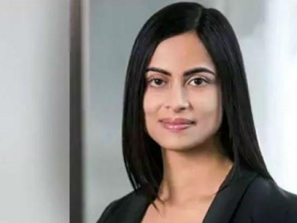 Indian American Dhivya Suryadevara Named Gms Cfo
