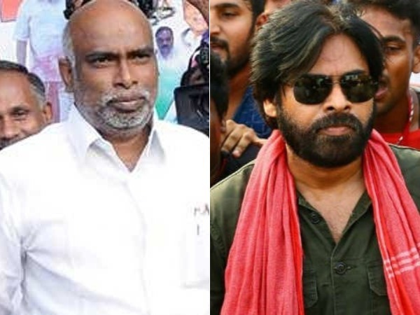 Dokka Manikya Vara Prasad takes on Pawan Kalyan, YS Jagan and BJP