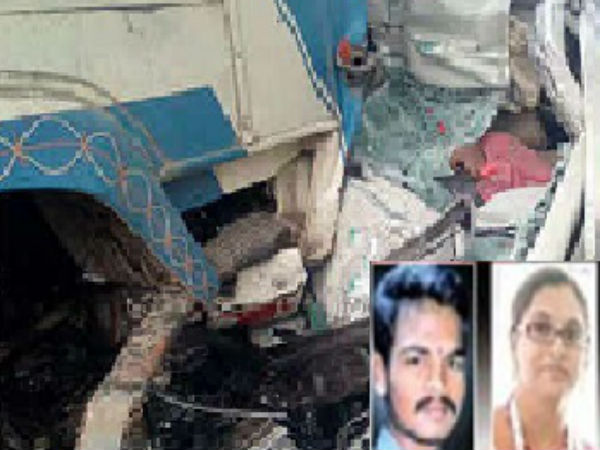 Four of a family killed in road accident at Prakasam district