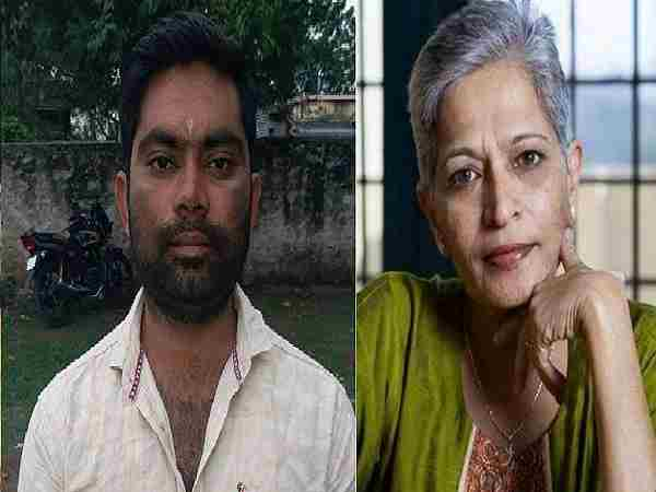 I pumped 3 bullets into Gauri Lankesh, says Parashuram Waghmare