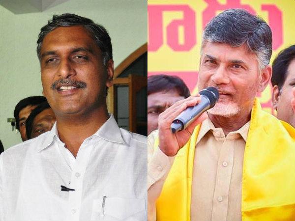 Harish Rao Warns Chandrababu On Kaleshwaram Project Issue