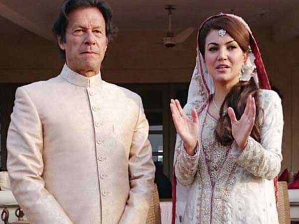 Reham Khans forthcoming autobiography trolled by Imran Khans PTI
