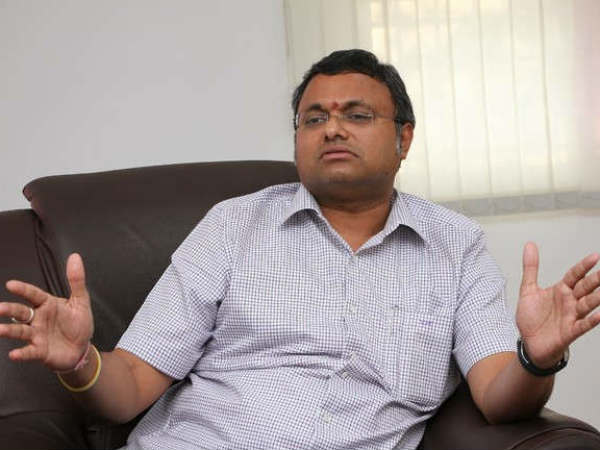 Aircel-Maxis case: ED files chargesheet against Karti, others