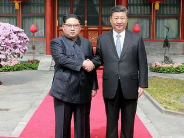 After Historical Singapore Meet Kim Now China