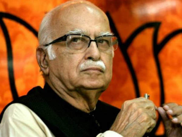 Advani Significance Recognised