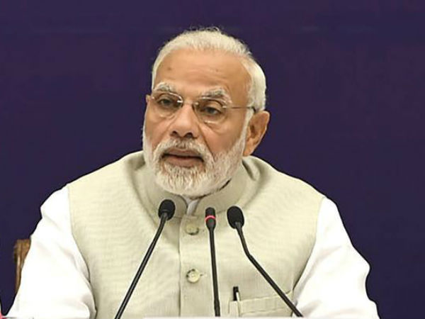 MOdi pitches for simultaneous elections at NITI Aayog meet