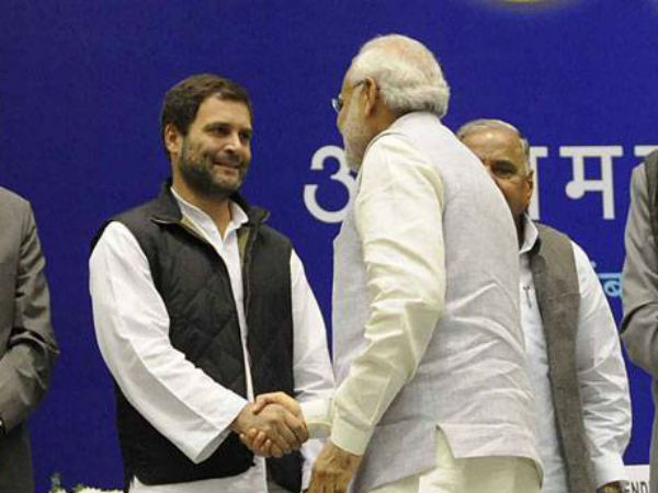 Have a long, healthy life: PM Modi extends birthday greetings to Rahul Gandhi