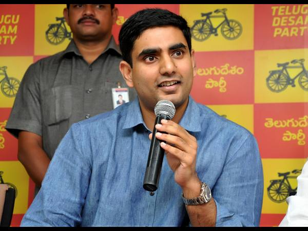 nara lokesh on pre assembly elections