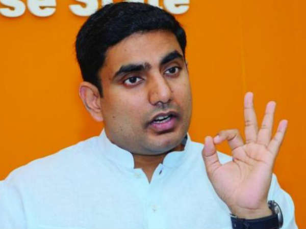 nara lokesh fires at BJP for steel plant issue