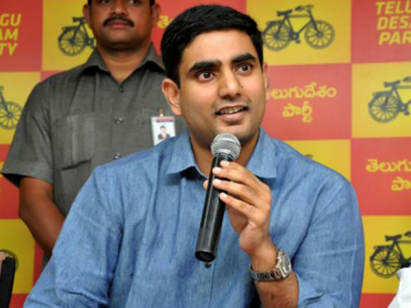 nara lokesh satirical comments on ysrcp mps