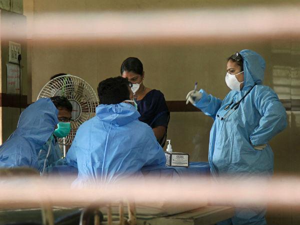Woman Doctor Have Symptoms Nipah Virus Tirupati
