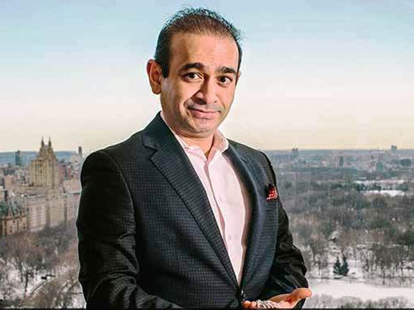 title: Nirav Modi travelled four times on revoked passport:Interpoll