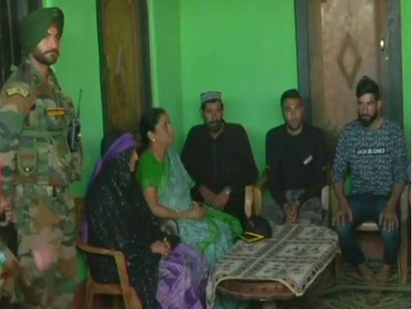 Killed Soldier Aurangzebs Family Inspiration, Says Nirmala Sitharaman