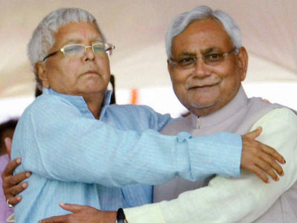 Nitish re entry to UPA?