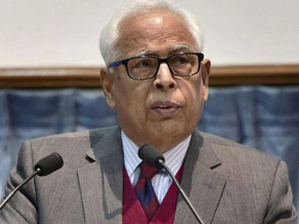 Governor Vohra recommends imposition of president rule