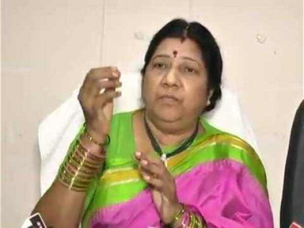 I Will fight For TV serials sensor:AP Womens Commission chair person Nannapaneni Raja Kumari