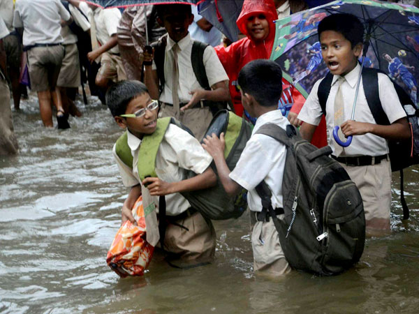 Dakshin Kannada district commissioner declared holiday for school due to heavy rain