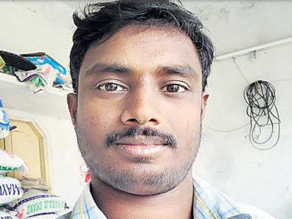 fake finger prints scam: accused santhosh kumar for police custody