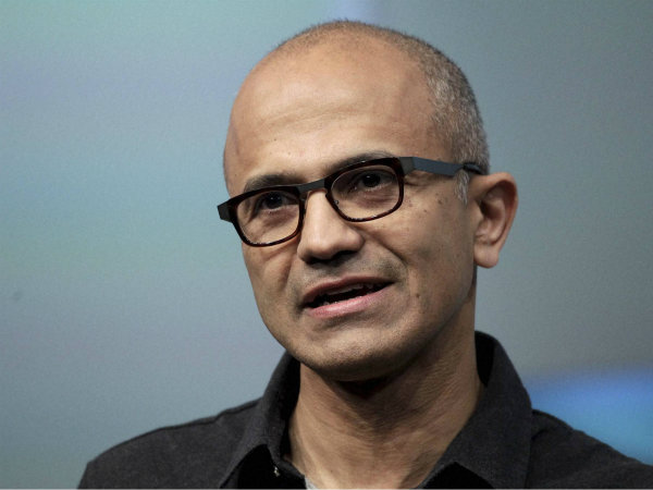 Nadella Trump Administration Policy Separating Children From Families Is Abhorrent