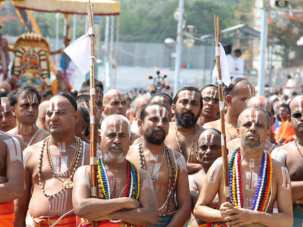 Hike in salaries for TTD Jeeyangar