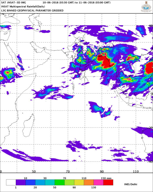 Monsoon update: South-west monsoon to pause for a week from Thursday, heavy rainfall in NE