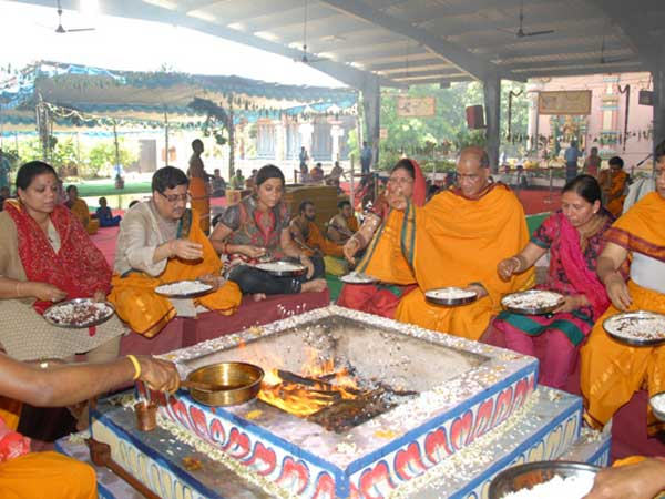 The Story About Chandi Yagam